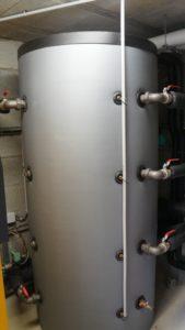 FDC 35 - Poêles et Chaudière à granulés MCZ
